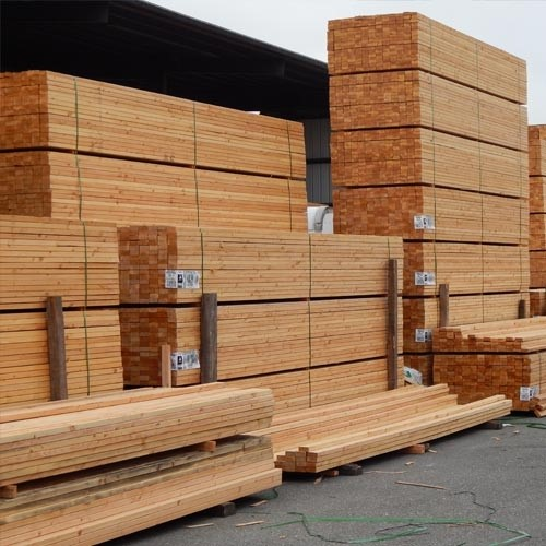Dimensional Lumber (Doug Fir, SYP, and SPF)